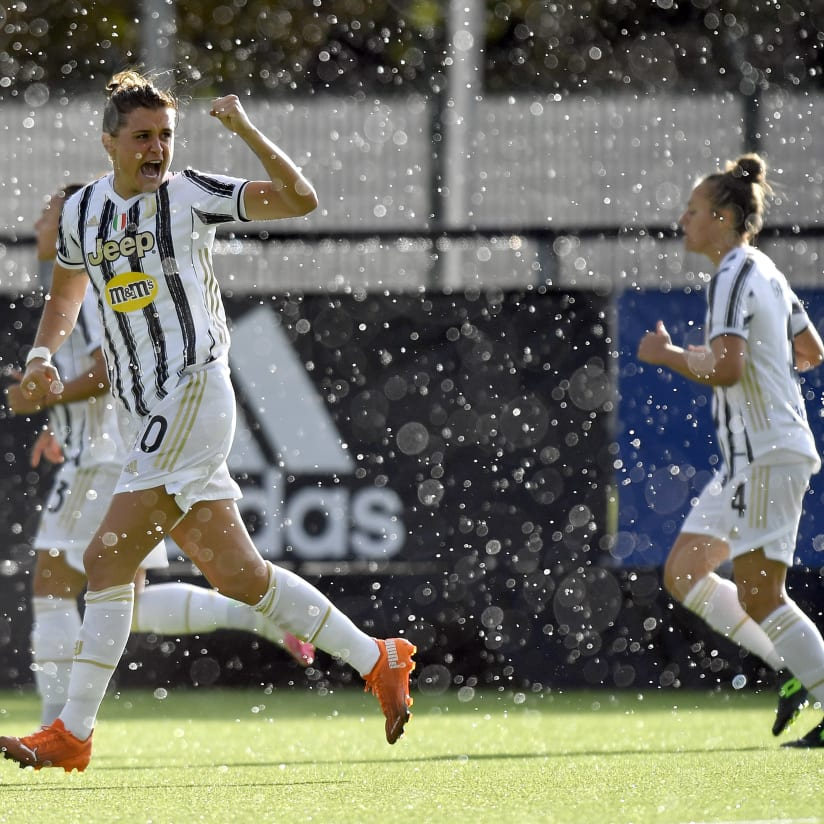 Gallery | Bianconere's 4-0 win in photos