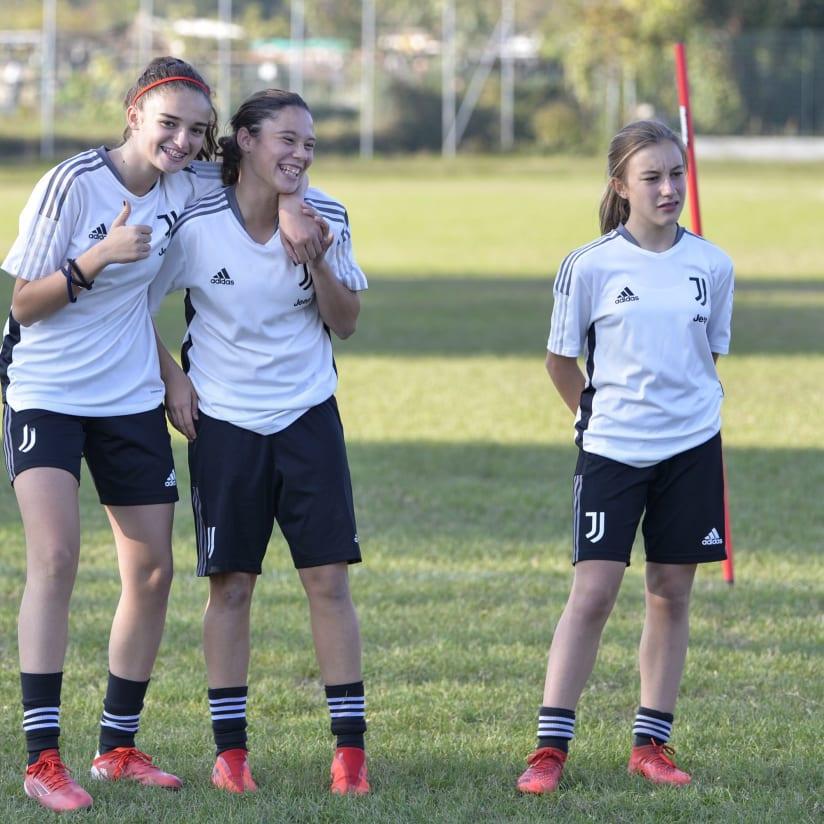 Gallery | Gli allenamenti delle ragazze Under 15 e Under 17