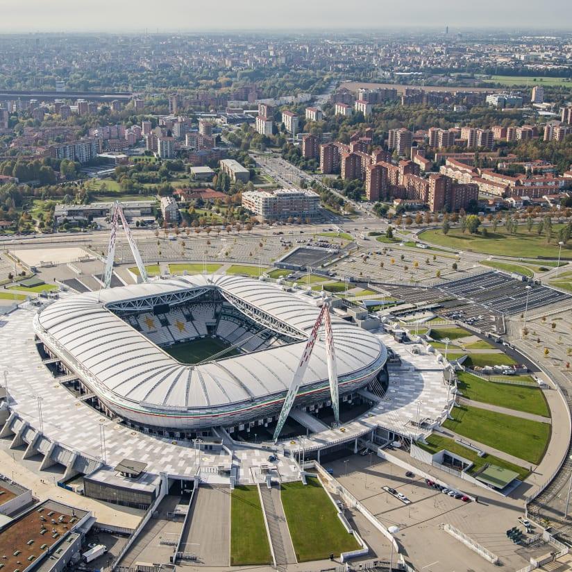 Our Home Allianz Stadium Juventus