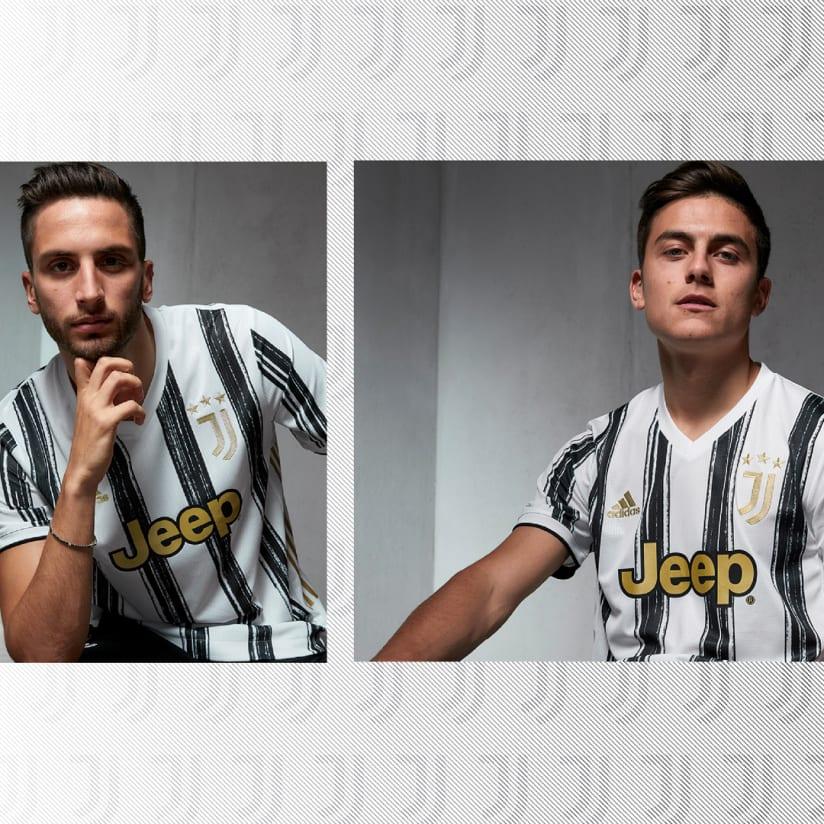 Presentamos la nueva camiseta Home de la Juventus