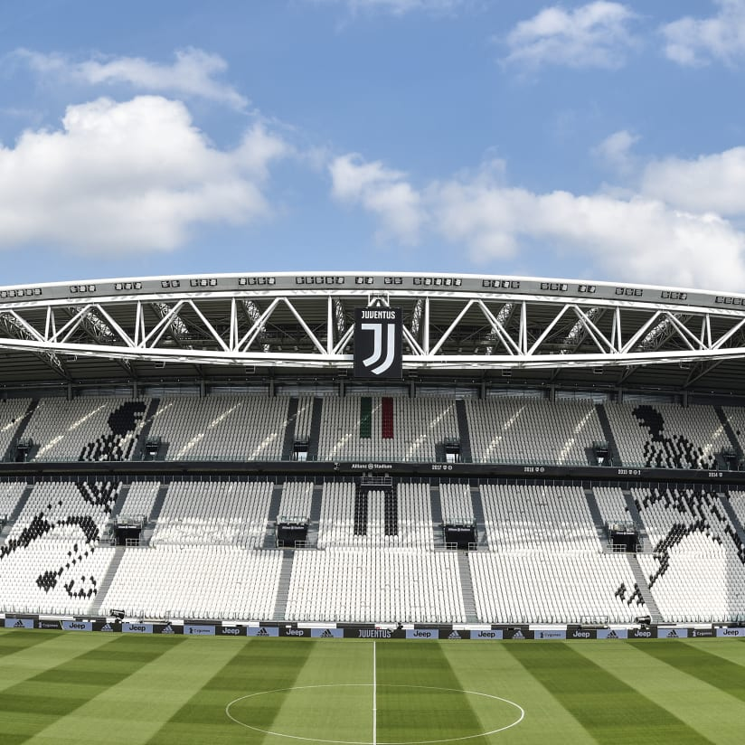 FC Juventus Allianz Stadium