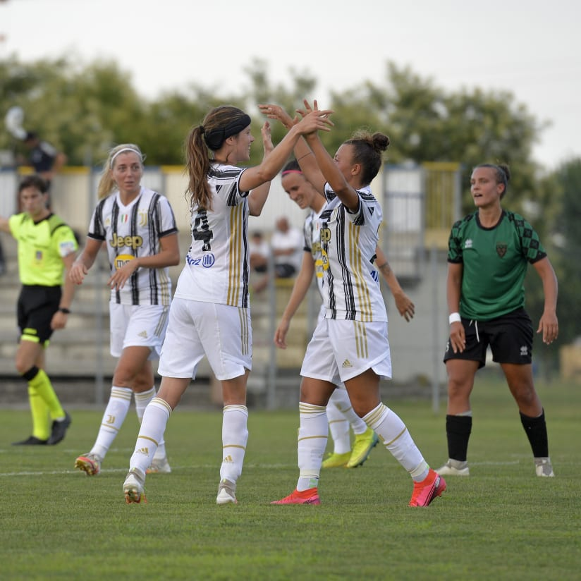 Juventus Women v Florentia - Pre-Season Friendly