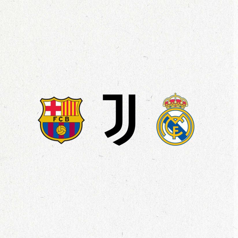 COMUNICADO DEL BARCELONA, JUVENTUS Y REAL MADRID