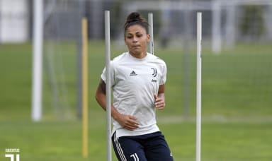 Maria Alves_ training
