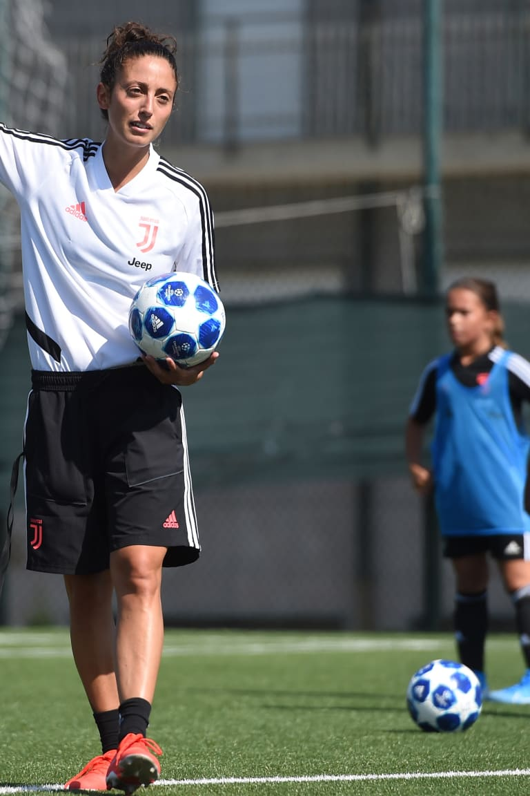 Silvia Piccini guiderà l'Under 19 Femminile - Juventus