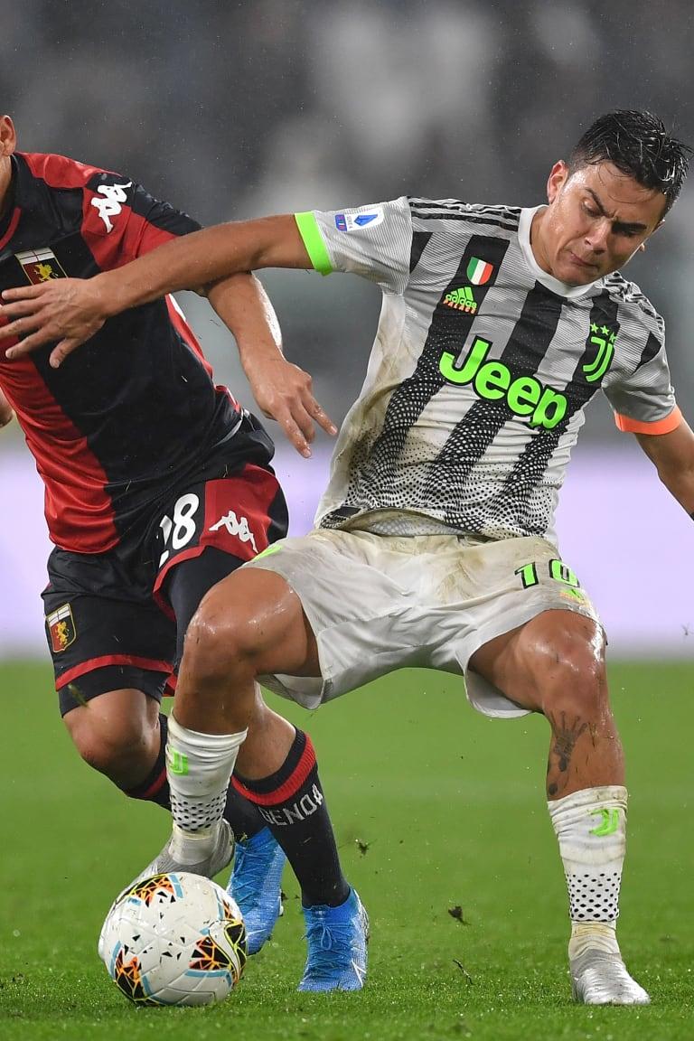 Os Números | Genoa – Juve