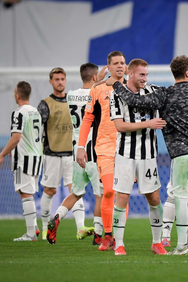 Datos del Partido | Zenit-Juventus