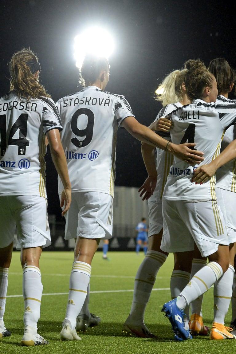 Women | Le convocate per Juve-San Marino Academy