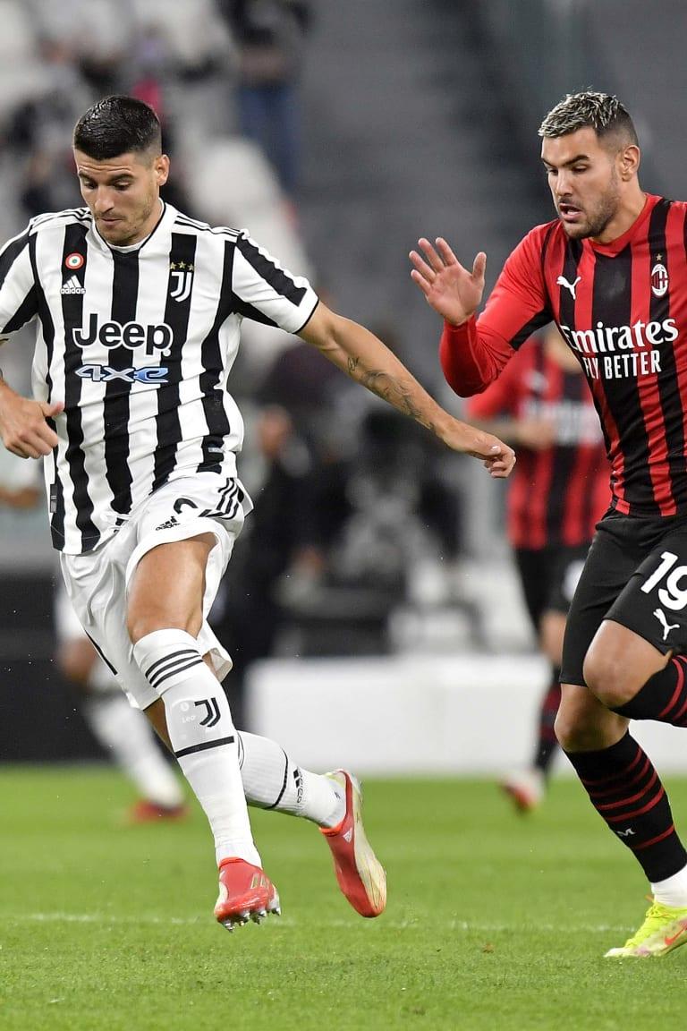 Empate contra o Milan