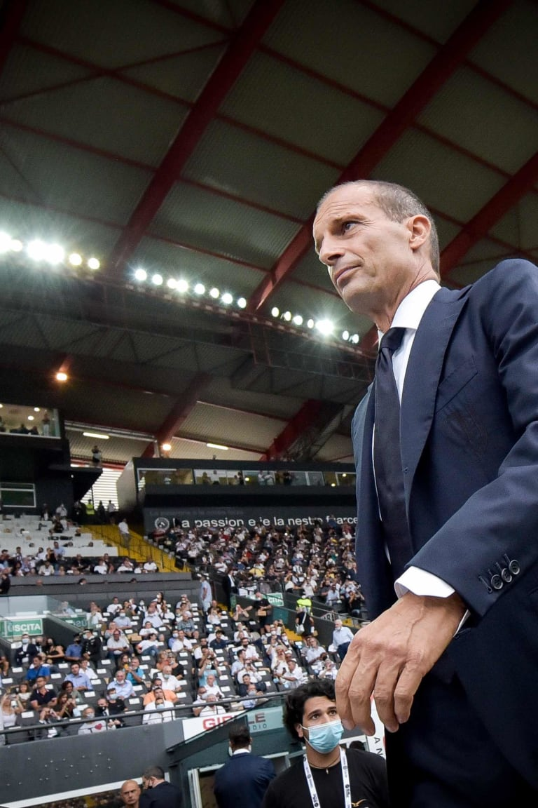 Press Room | Allegri's post-match comments