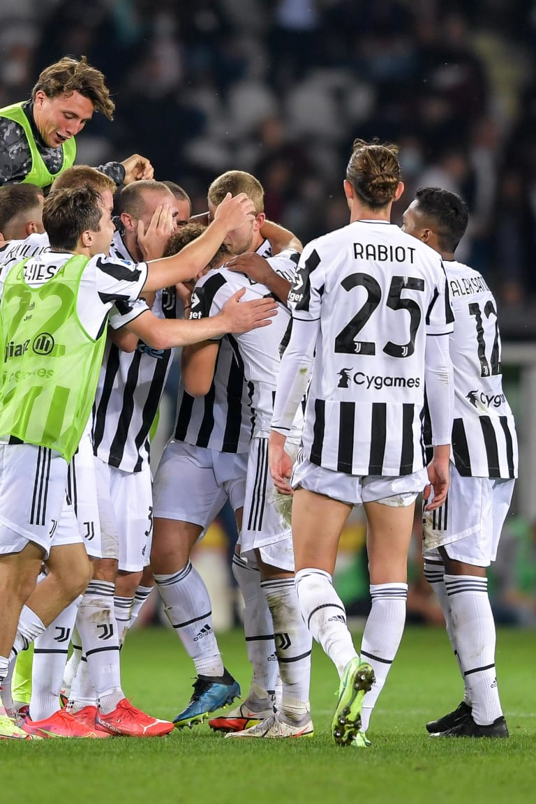 Dados da partida | Torino x Juventus