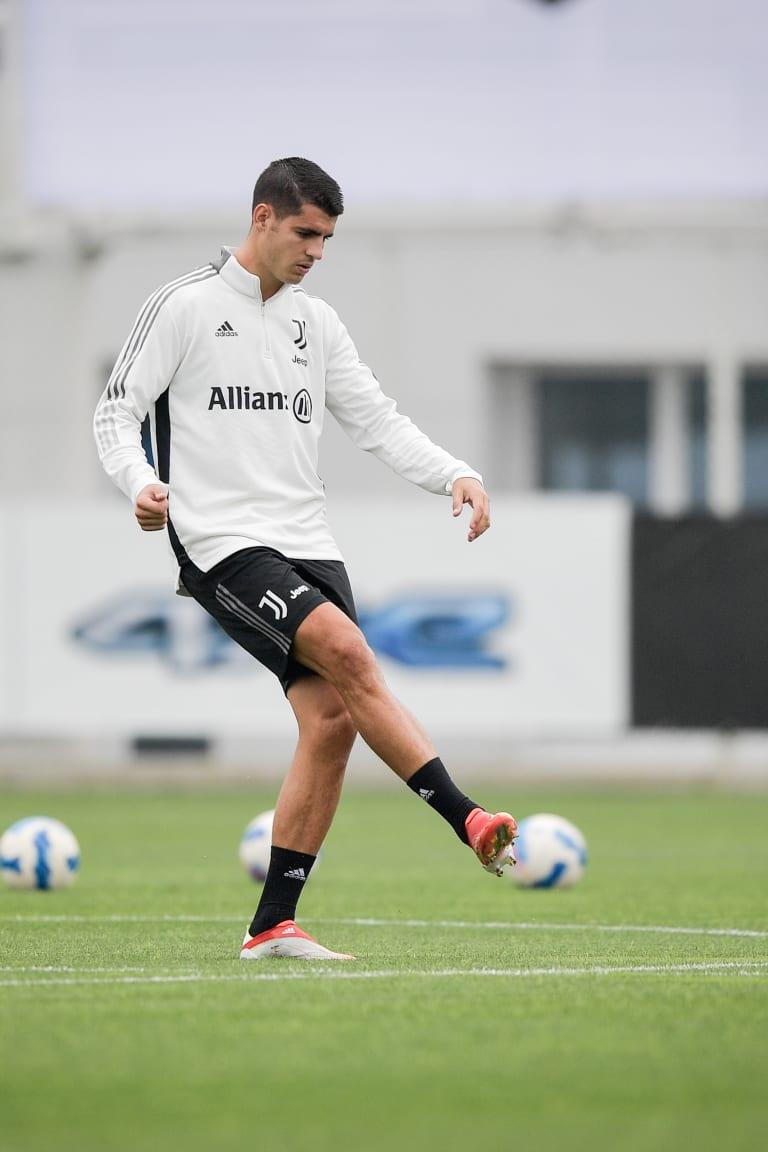 Pusat Pelatihan | Persiapan untuk Spezia