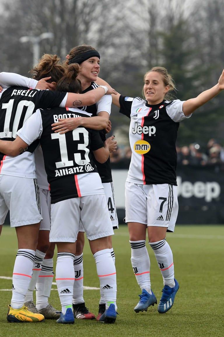 Juventus Women TOP goals!