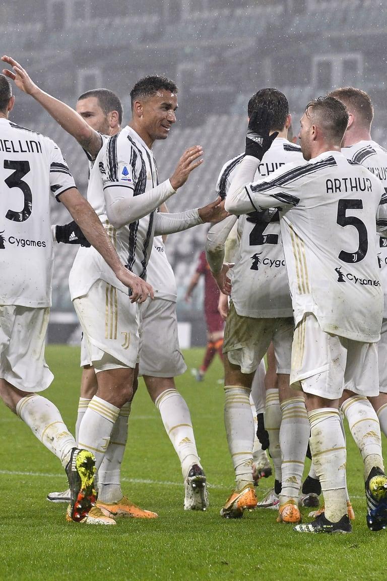Five Moments: Juventus-Roma