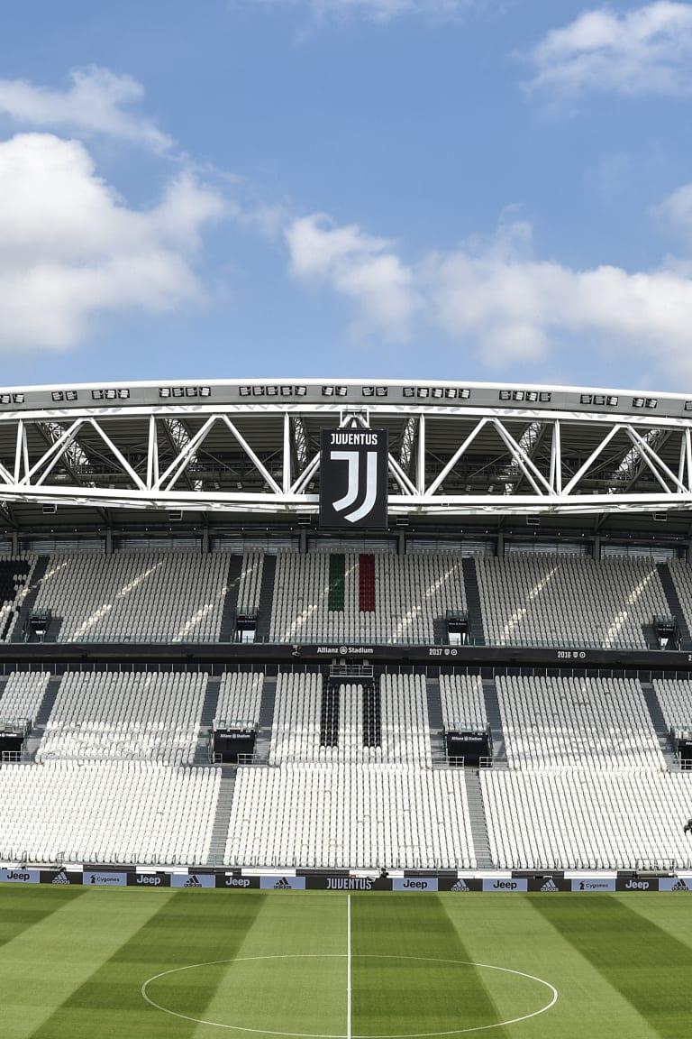 FC Juventus Allianz Stadium