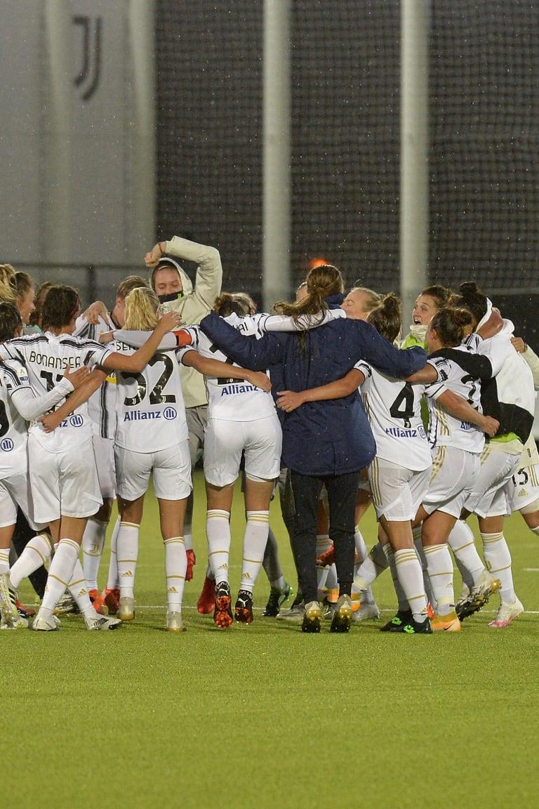 Women   Pink Bari-Juventus, le statistiche del giorno gara