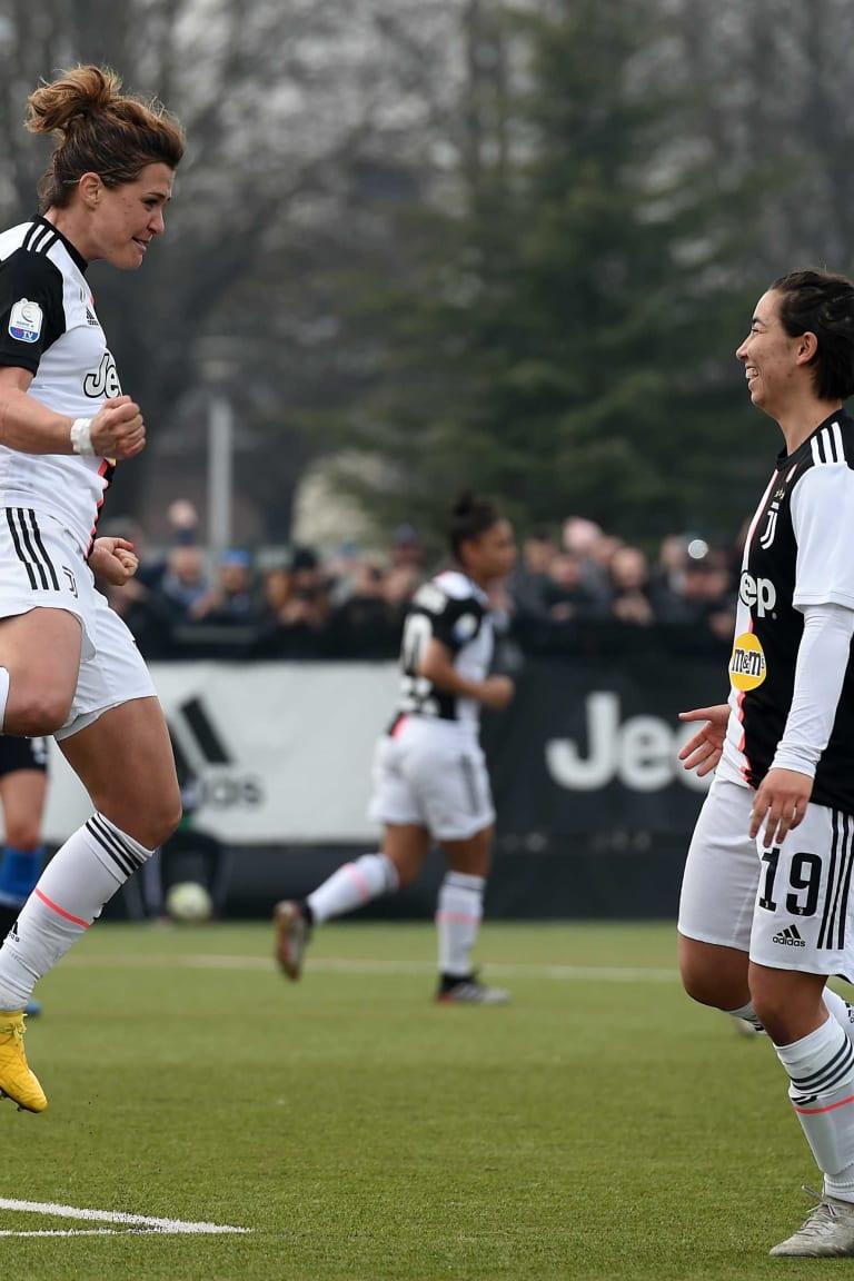 Goal Anatomy | Come segnano le Women