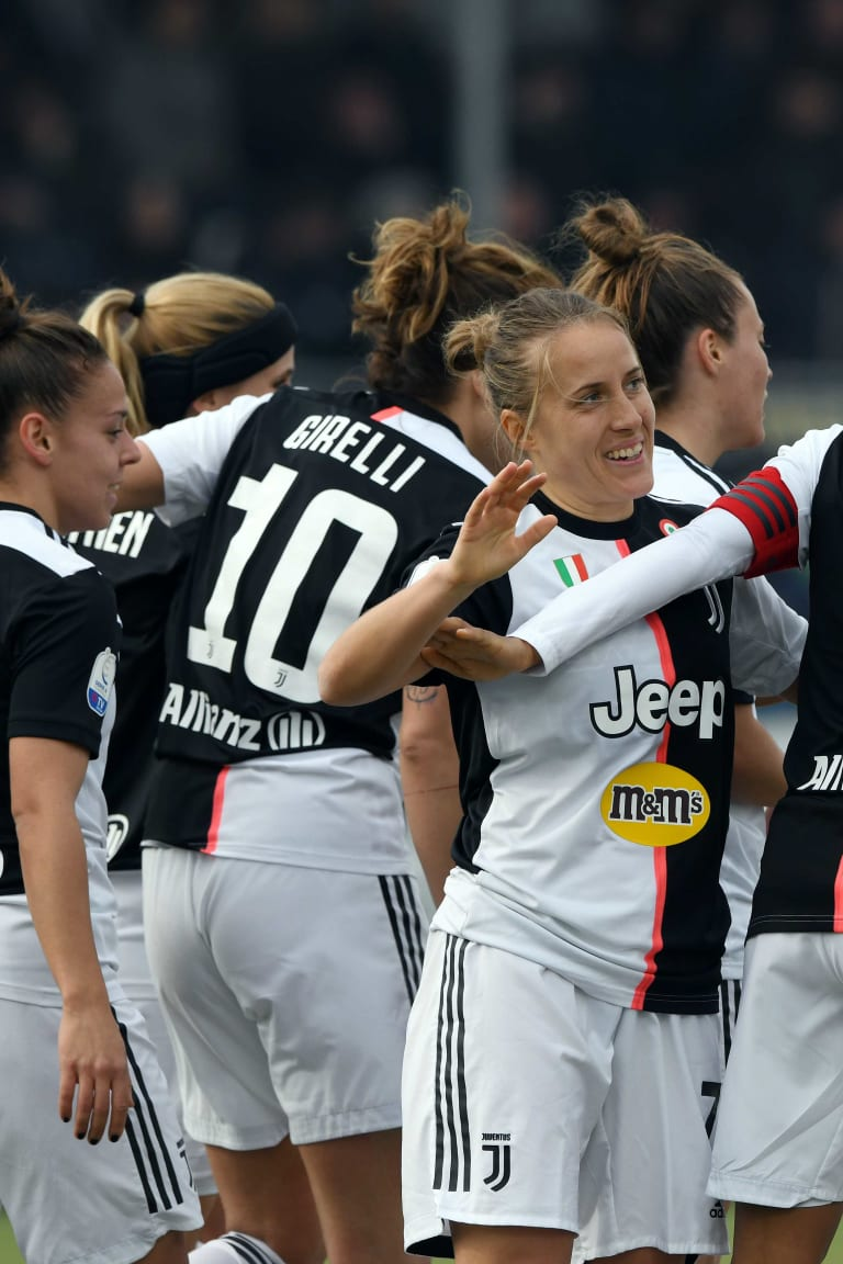 Women #MatchDayStats ⎮ Verona-Juve