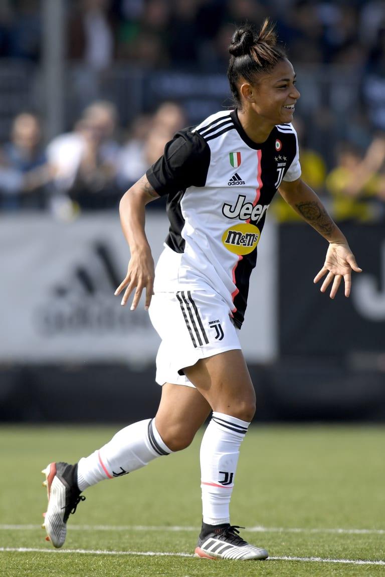 Maria Alves Juventus v Florentia - Women Serie A