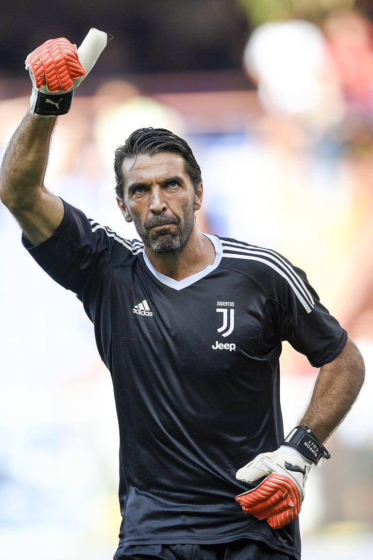 STORIA   Genoa-Juve: para un rigore, vinci i Mondiali