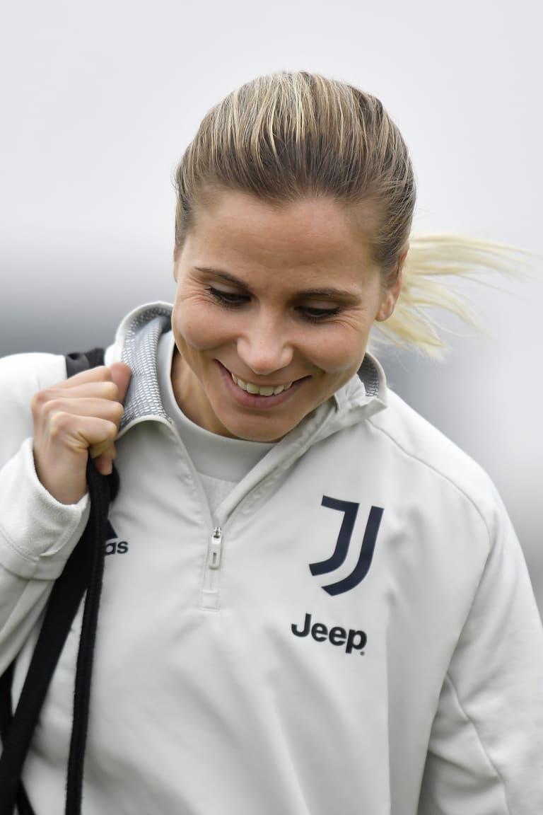 Women | Hyyrynen's enthusiasm: Serie A is back!