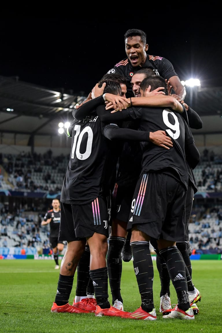Estatísticas do jogo – Malmö – Juve