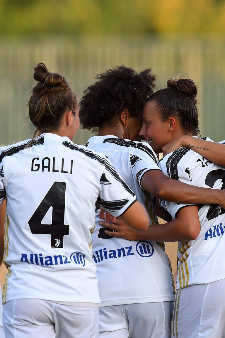 Bianconere on national team duty