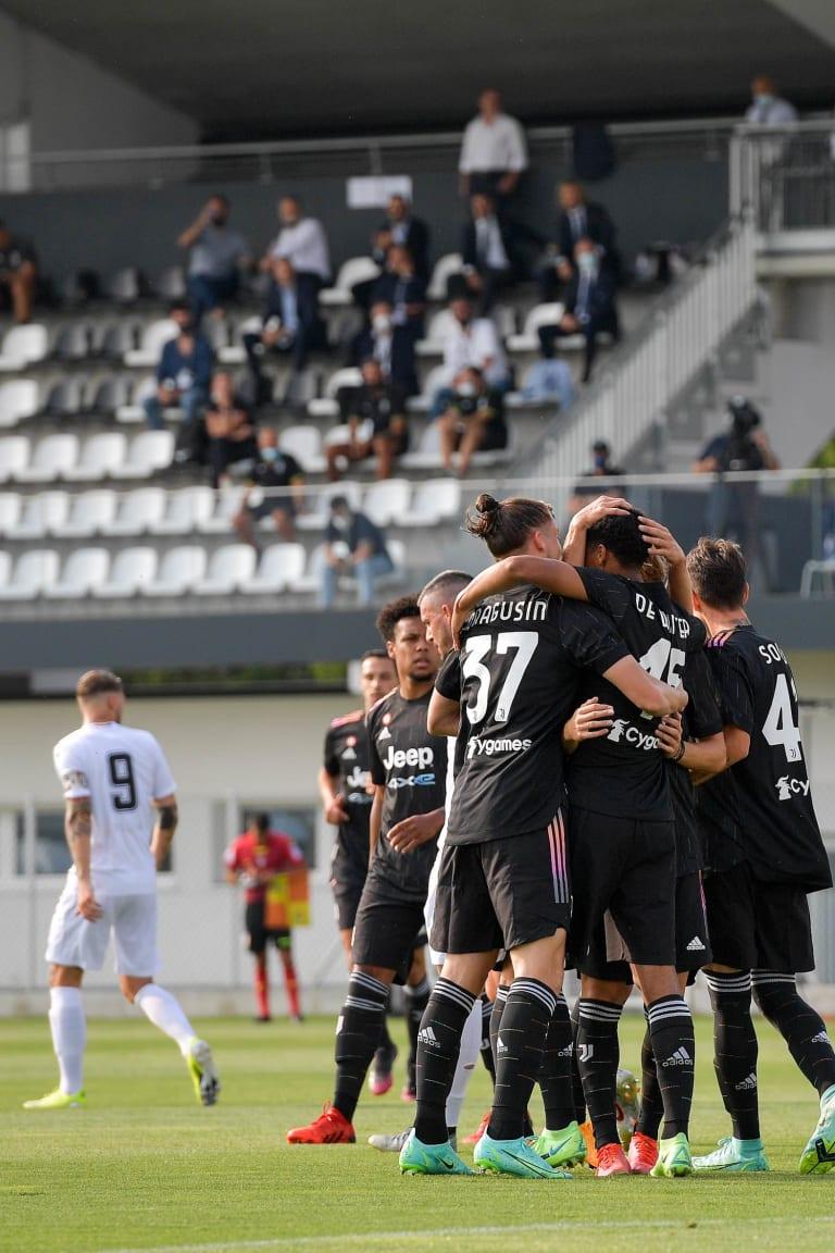 Bianconeri win first preseason friendly!