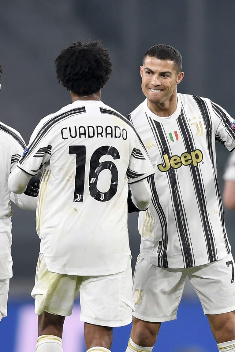 Juve qualify for Last 16