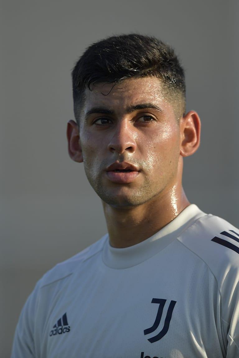 Cristian Romero emprestado à Atalanta