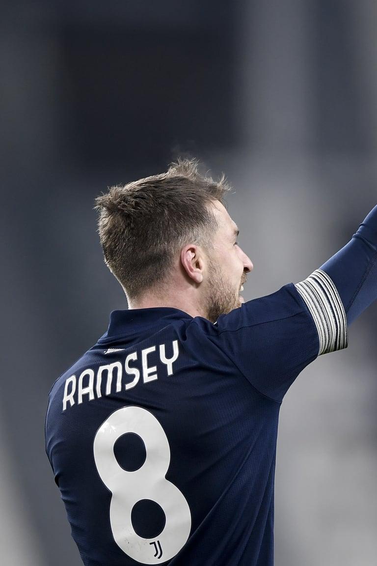 Ramsey marca na vitória de Gales, e Itália vence a segunda