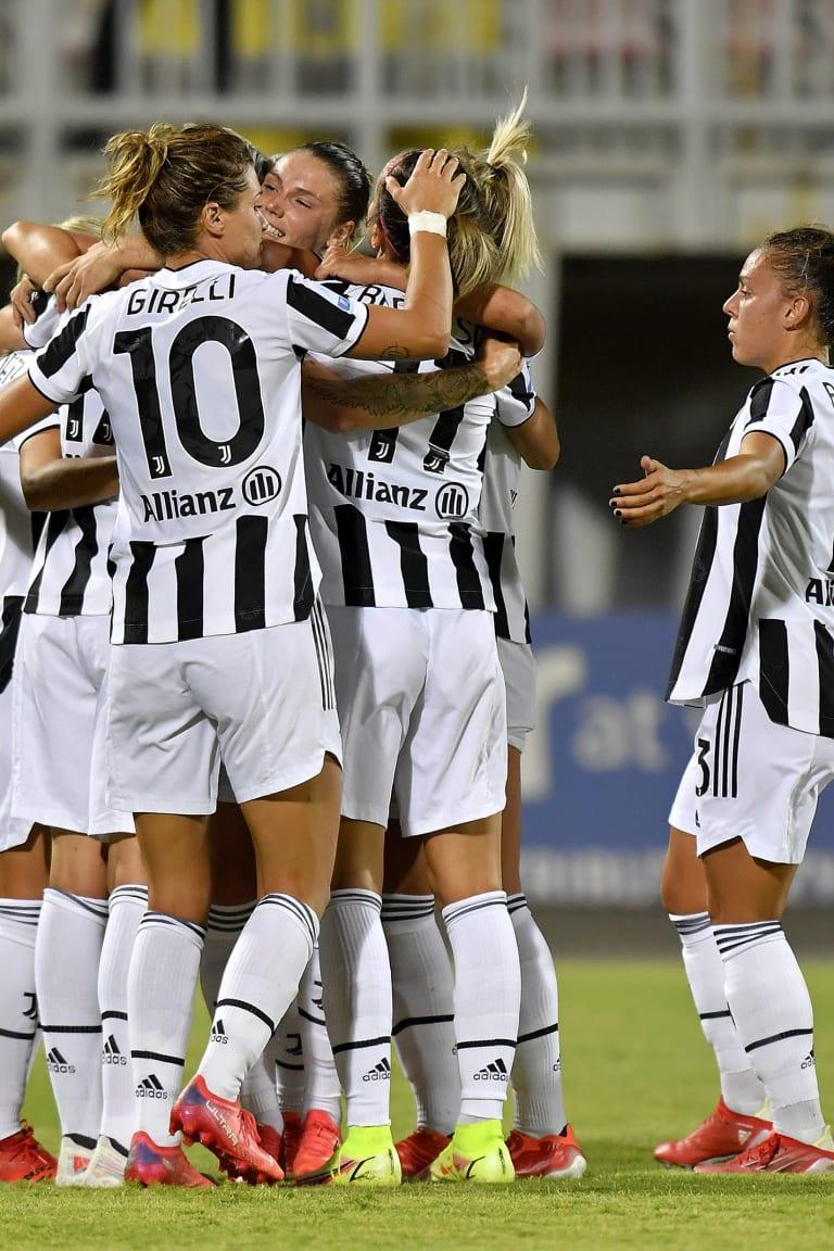 Squad List | Fiorentina - Juventus Women