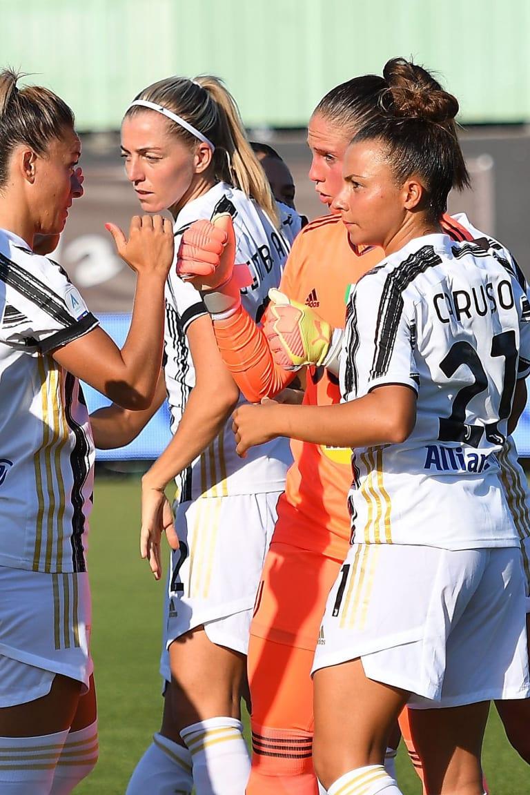 Le convocate per Juventus-Empoli