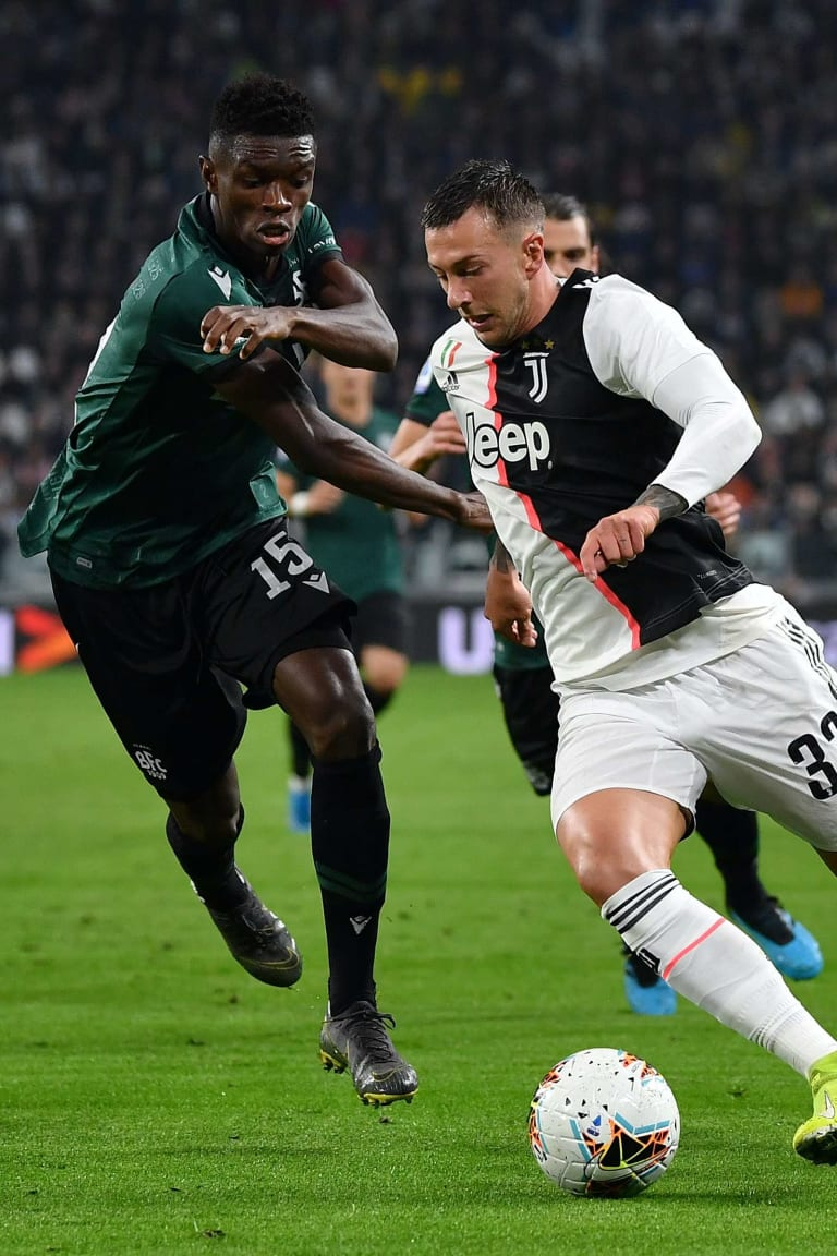 Bernardeschi Action Vs Bologna