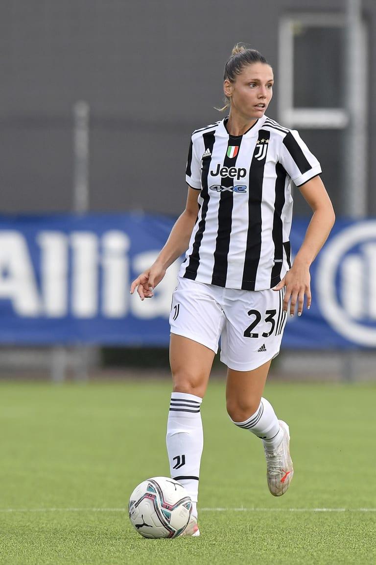 Juventus Women's friendly match schedule