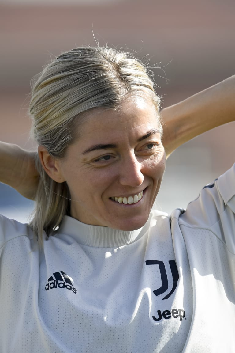 Women | Linda Sembrant's story at Juventus will continue