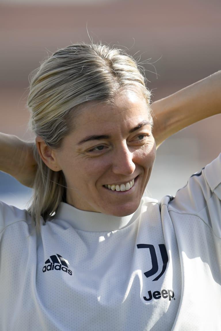 Women | Linda Sembrant rinnova con la Juventus!