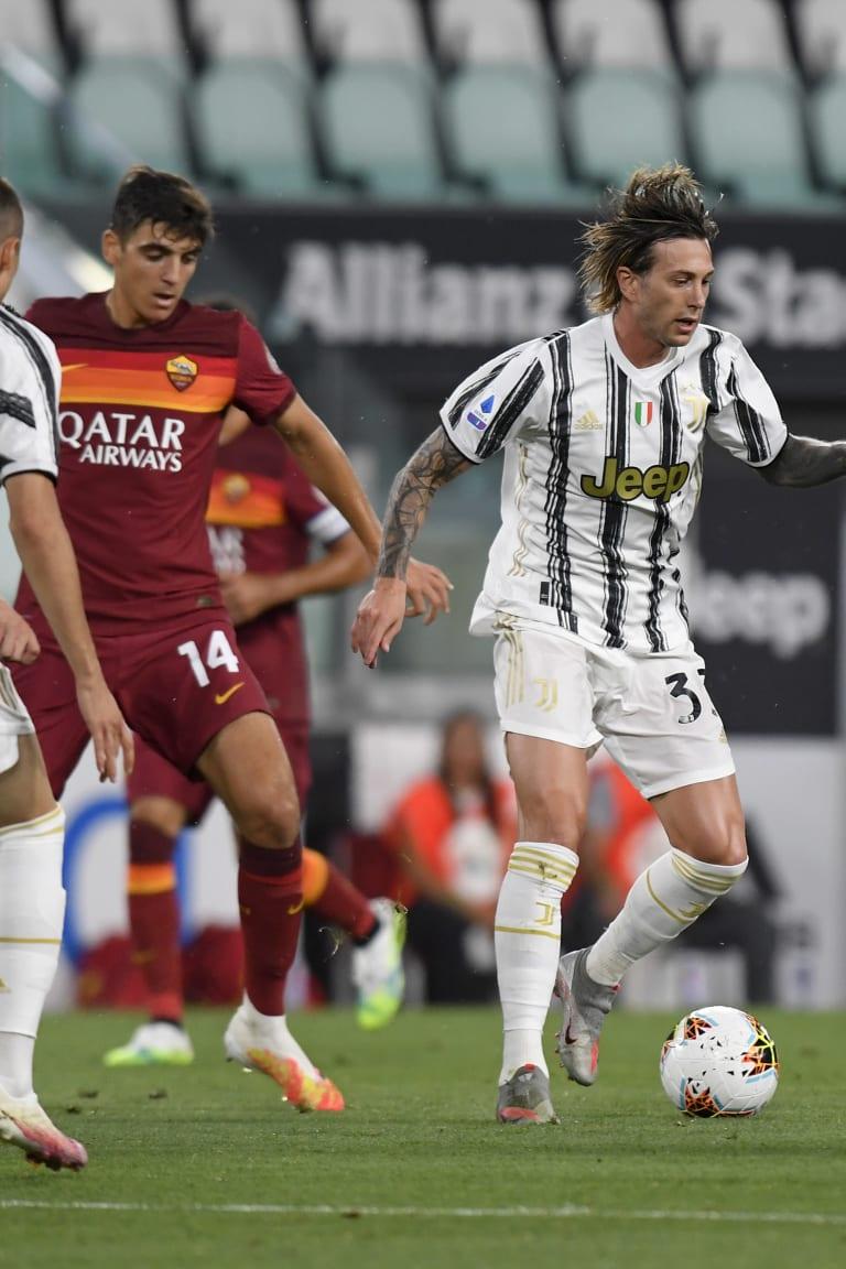 Match Juventus Roma 1 agosto 2020