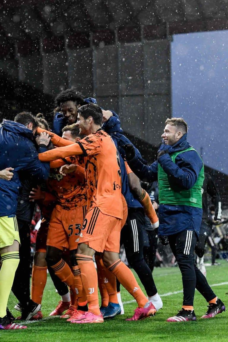 CR7 ribalta l'Udinese