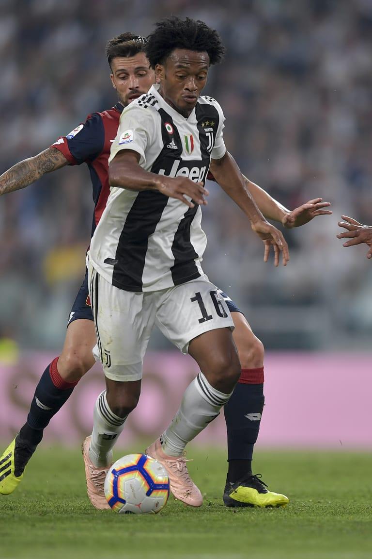 Duels: Juve-Genoa