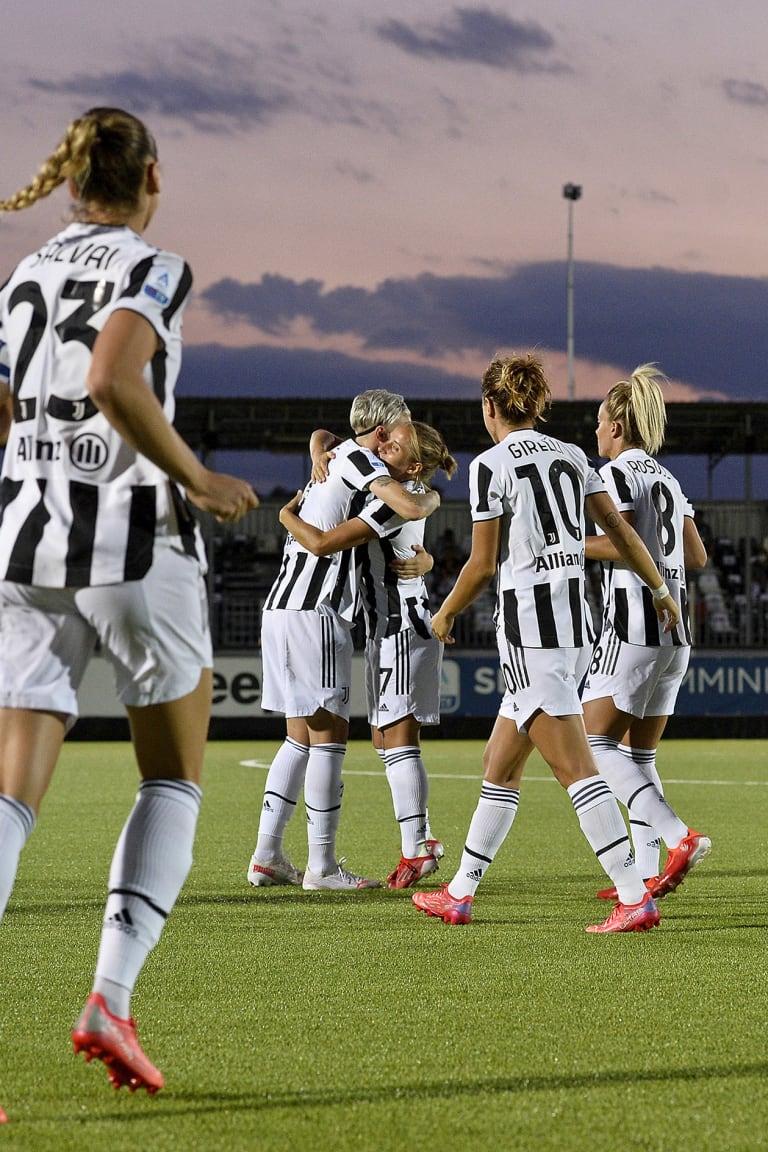 Stats & Facts | Fiorentina - Juventus Women