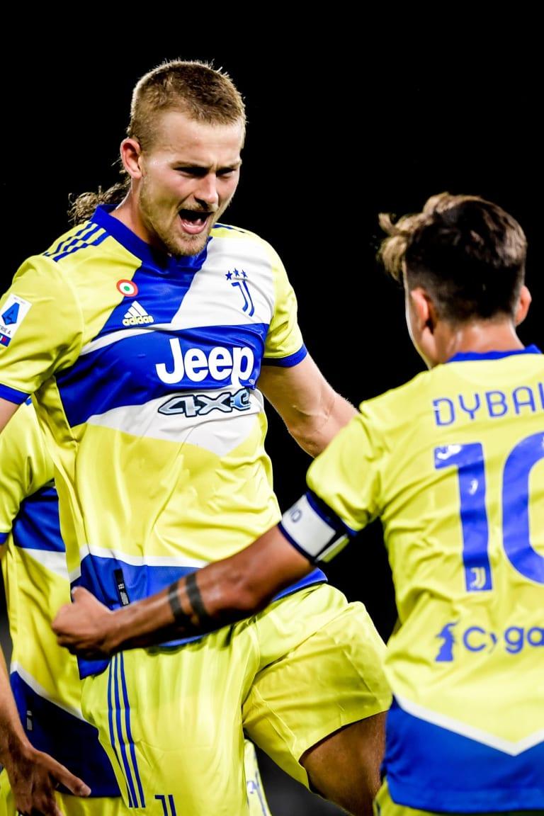 Dados da partida | Spezia x Juve