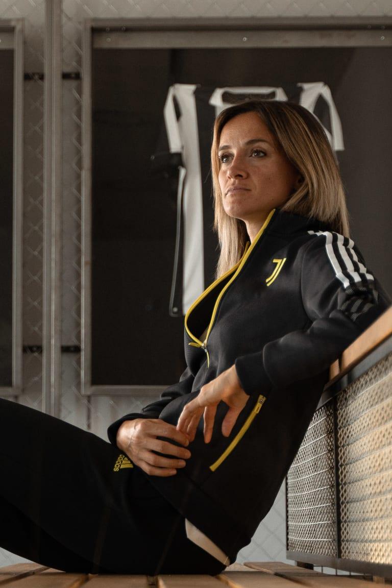 Histórias de empoderamento das mulheres da Juventus: Confidence Makes Us Do Everything!