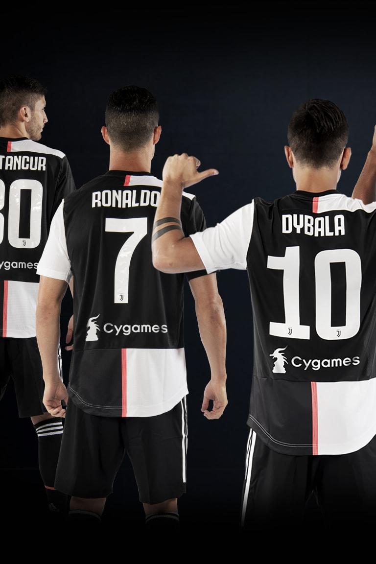 Juventus dan Cygames, terus bersama