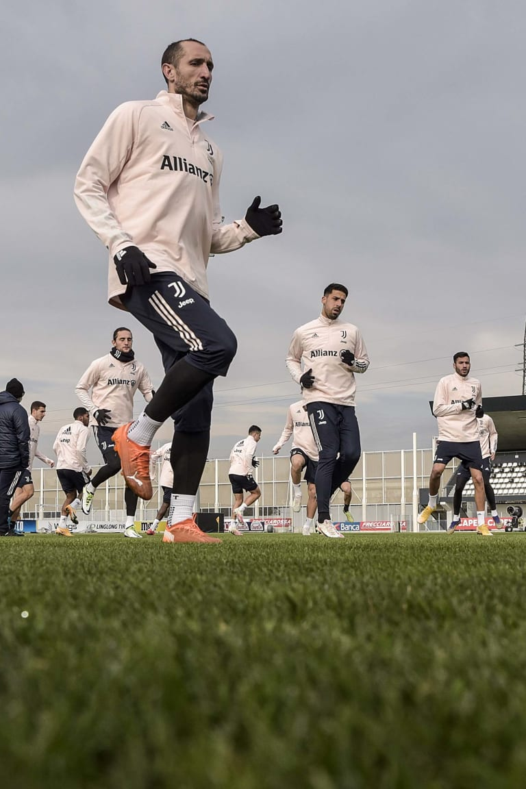 Training Center | Tattica verso l'Inter