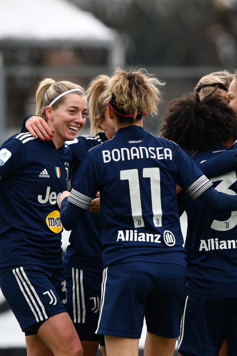 F4BULOUS! Juventus Women crowned Italian champions