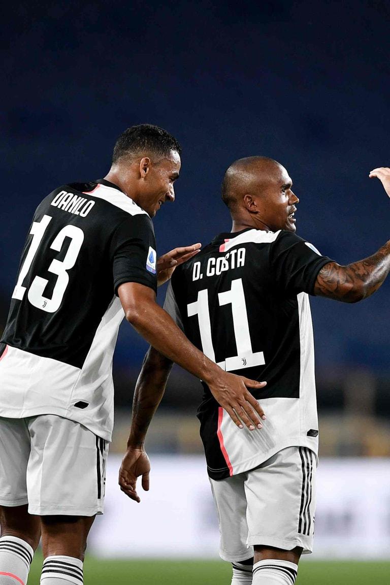 Squad List for Milan - Juve