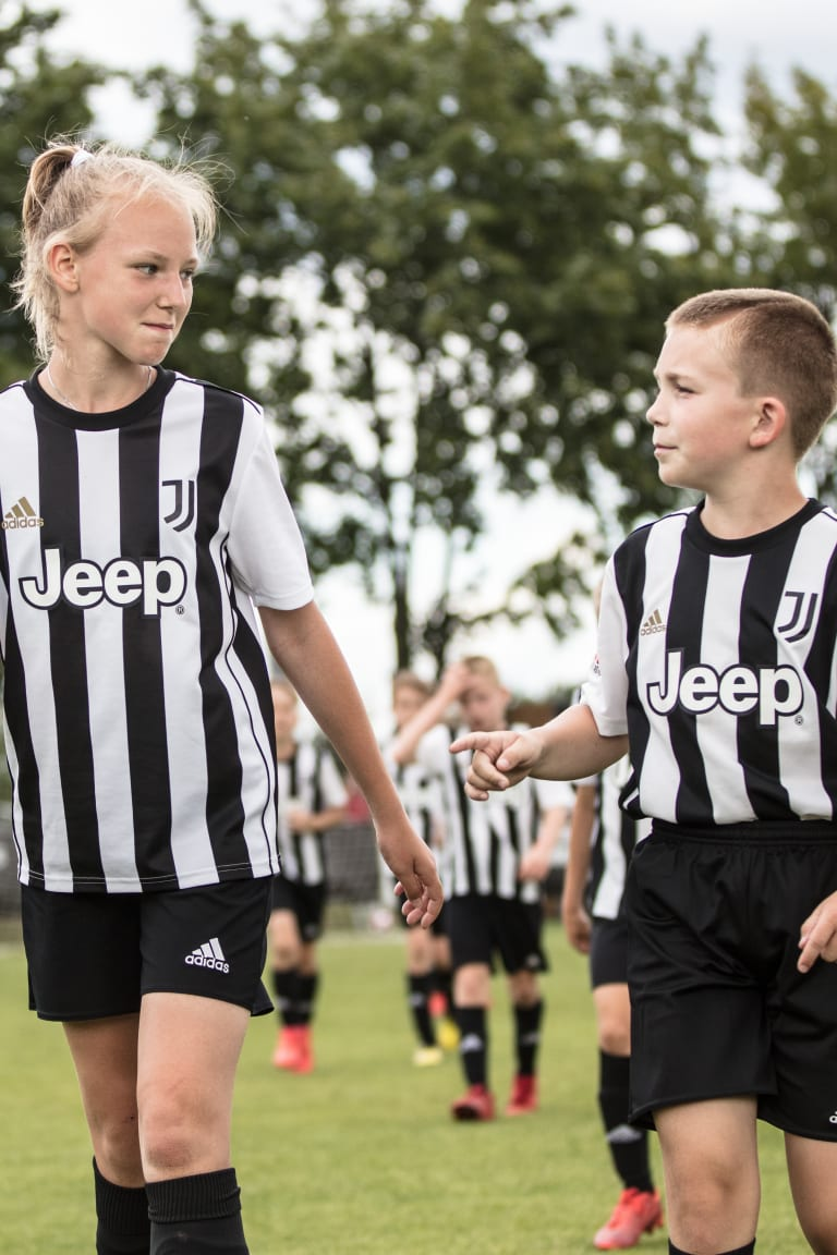 Juventus Academy… a forza sei!