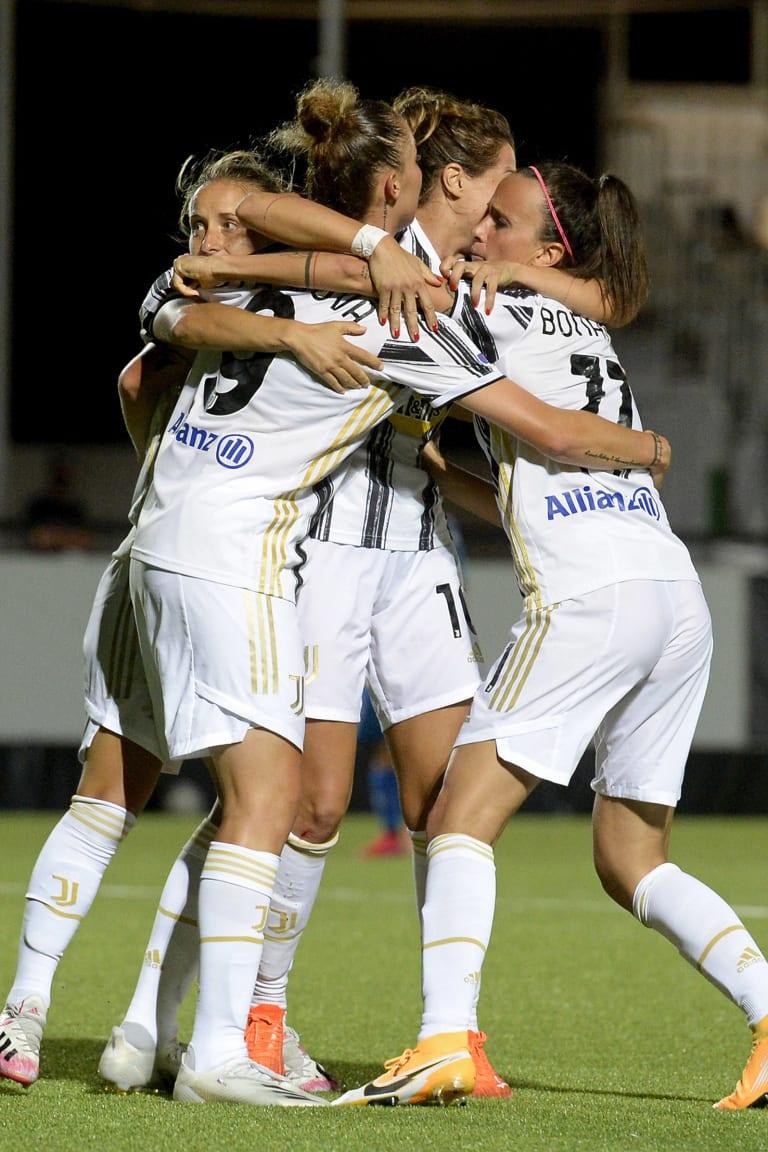 Matchday Stats | Juventus Women - San Marino Academy