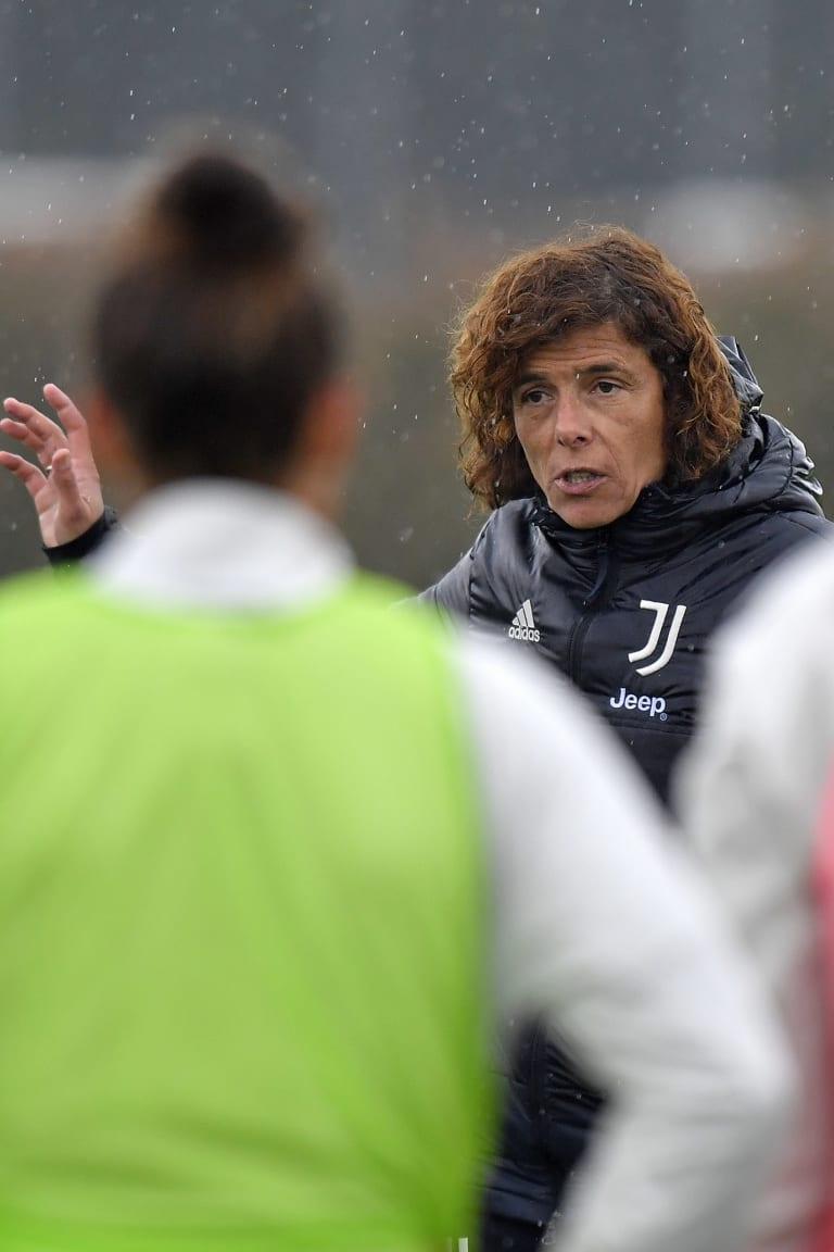 Squad List | Juventus Women - Florentia